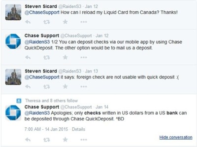 Cross-Border Deposits: Now That Canada Has Check Image ...