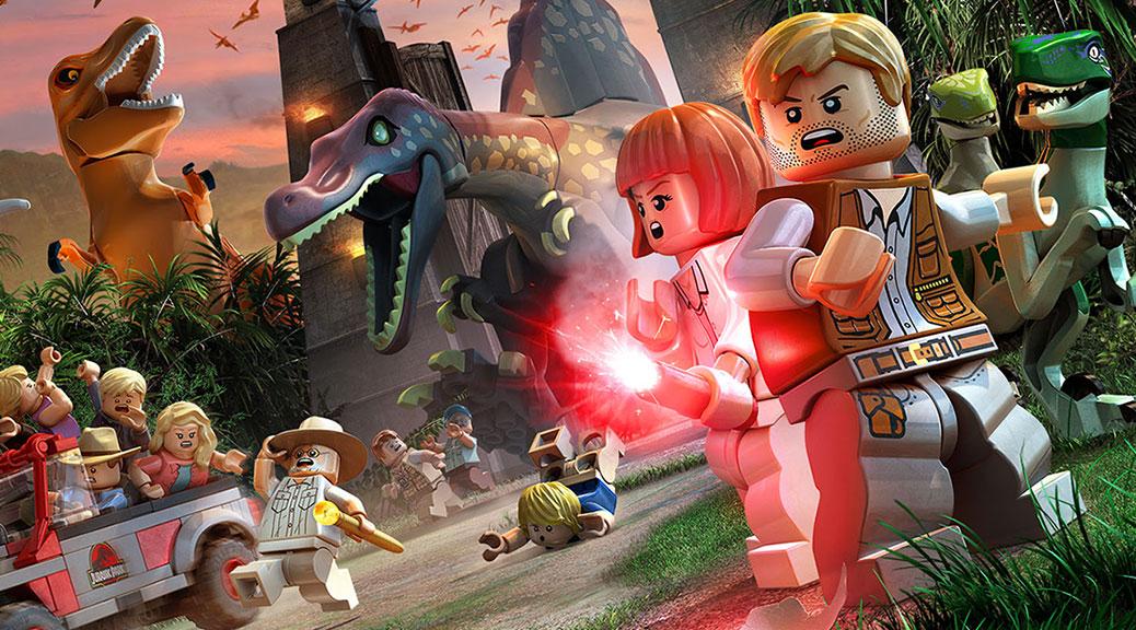 LEGO Jurassic World Nouvelle Vido Et Date De Sortie