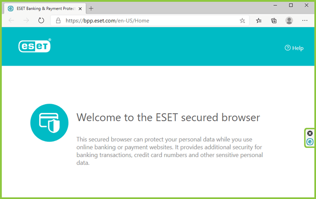 ESET Internet Security - Banking & Payment Protection