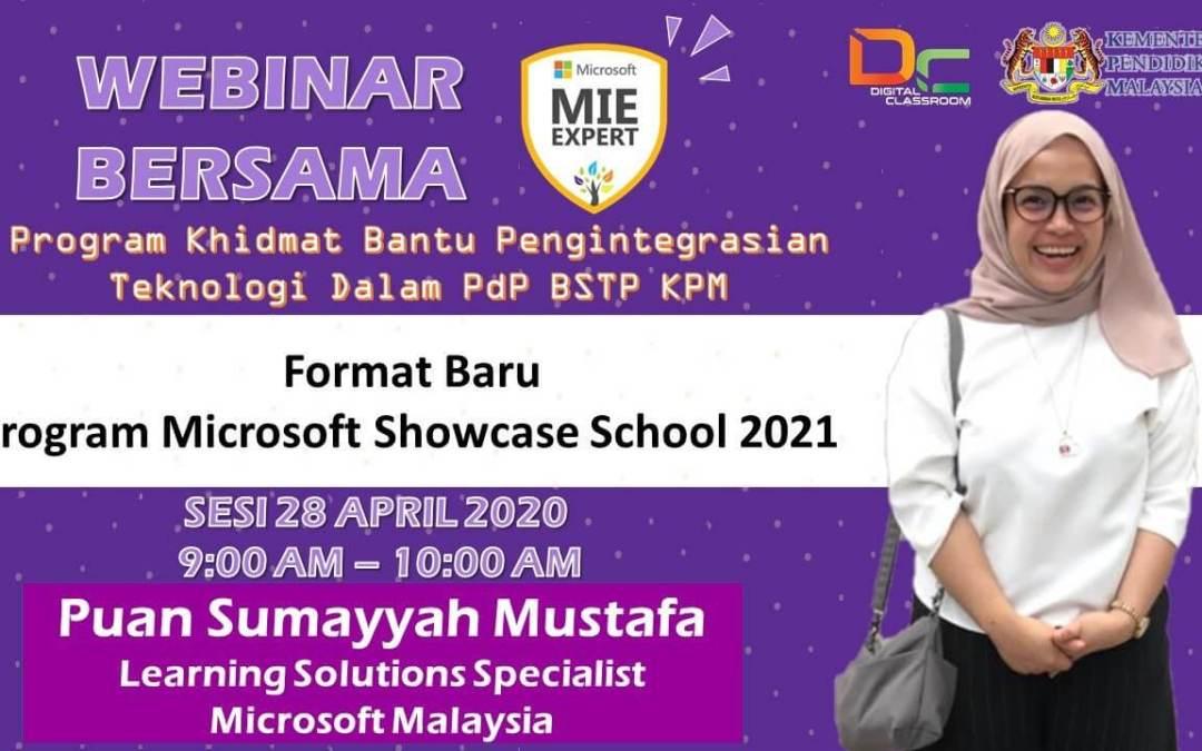 Format Baru Program Showcase School 2021