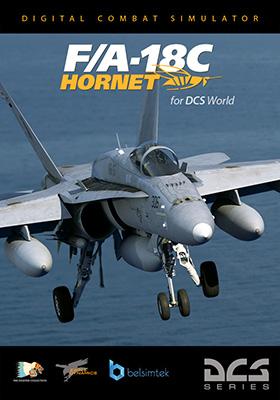 DCS F 18C Cover 280