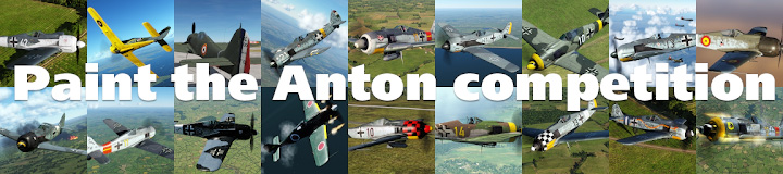 Paint the Anton competition