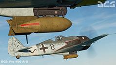 DCS Fw 190 A 8 01 238