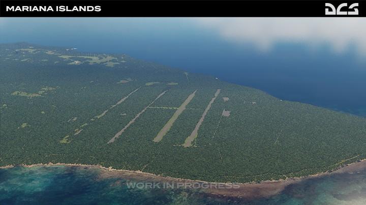 Mariana Islands - North Field