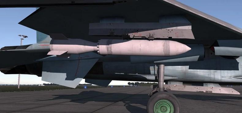 Concrete piercing bombs BetAB-500