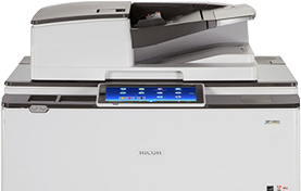 MP C8003 Colour Laser Multifunction Printer