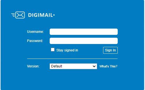 digi-mail-login