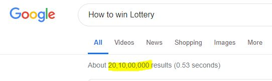How to Win Lottery