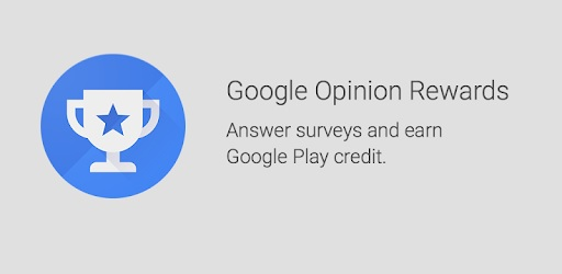 Google Opinion Rewards for Diamonds