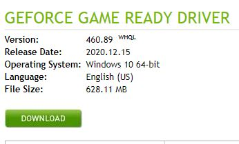 Geforce Game ready download