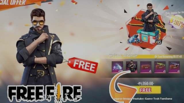 Get DJ Alok free in ff