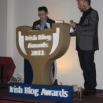 Pictures from the Irish Blog Awards 2011