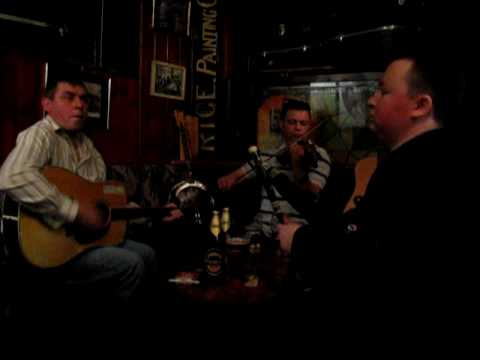 Another Irish traditional session in Dundalk.