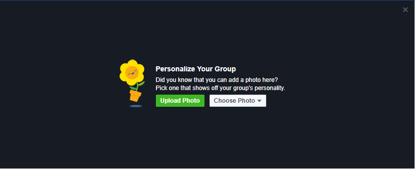 How to start a facebook group - cover