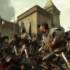 Kingdom Come: Deliverance - Castle Siege.