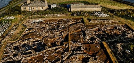 Ness of Brodgar Excavation 2012