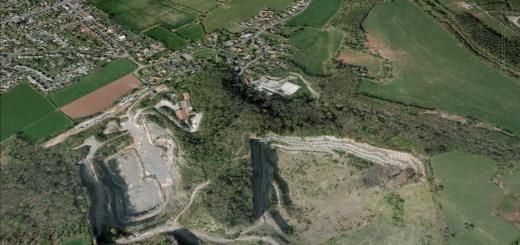 Backwell Hillfort, near Backwell, Somerset