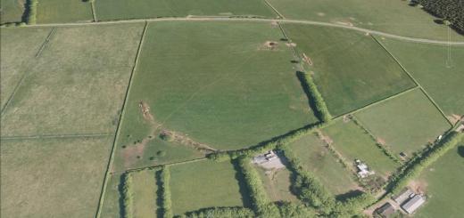 Elworthy Barrows Hillfort, Brompton Ralph, Somerset
