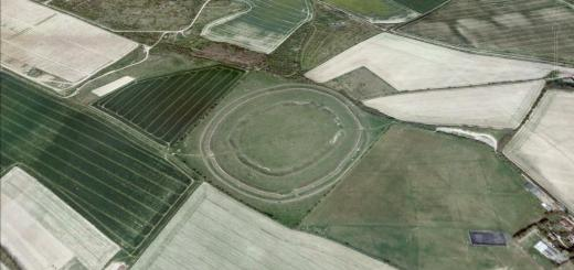 Figsbury Ring Hillfort, Wiltshire