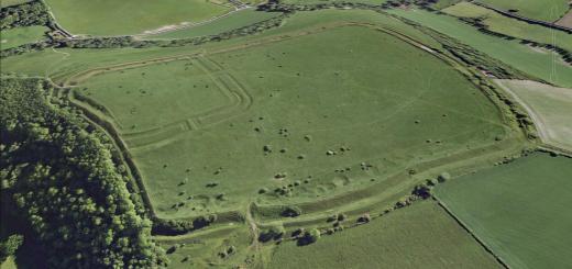 Hod Hill, Dorset.