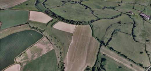 Maes Knoll Camp Hillfort, Somerset