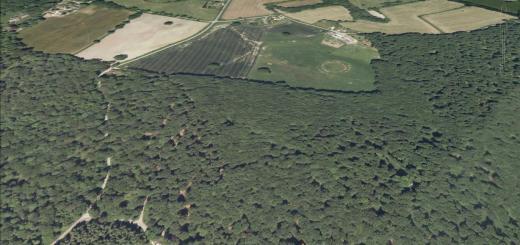 Roddenbury Hillfort, Longleat Wood, Selwood, Somerset