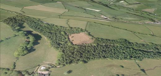 Timberscombe Hillfort, Timberscombe, Somerset