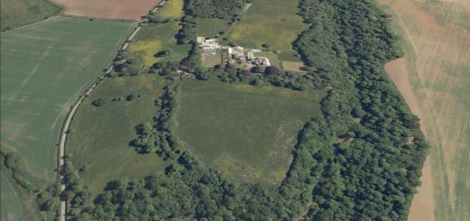 Wadbury Camp Hillfort, Wadbury, Somerset