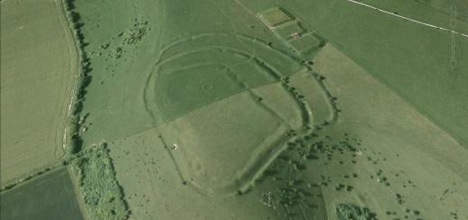 White Sheet Castle, Wiltshire