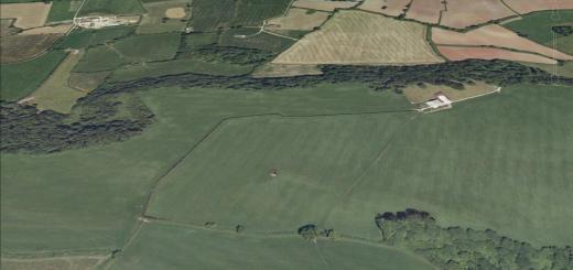 Worminster Down Hillfort, Somerset