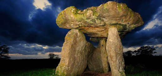 St. Lythans chamber. Image © Adam Stanford.