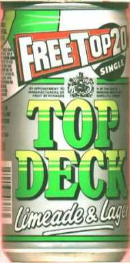 Top Deck Tin.