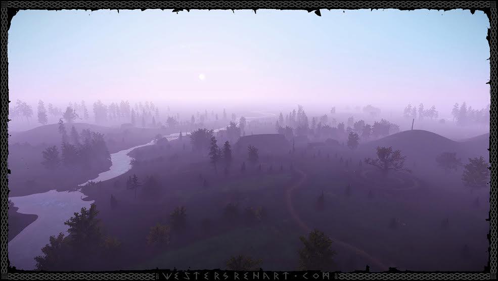 Morning mist. Image © Daniel Westergren