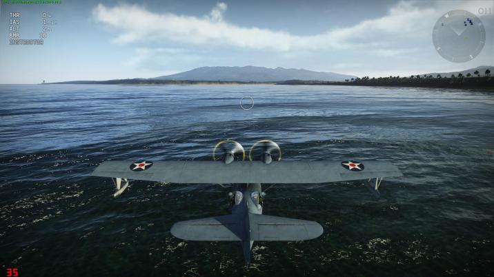 War Thunder - Catalina.