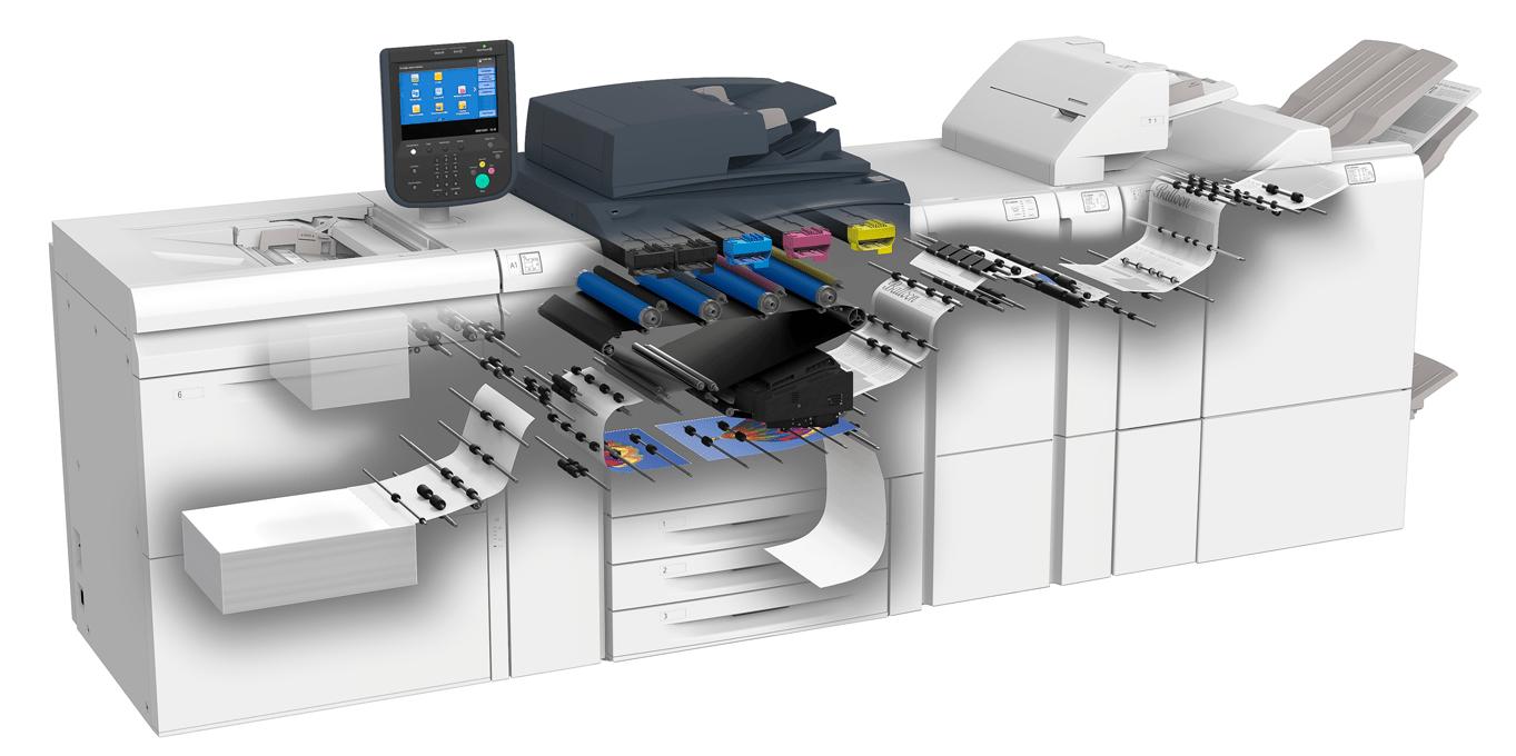 Printing on Demand