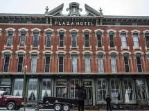 Castaneda Hotel Las Vegas New Mexico