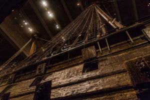 Netting on the Vasa