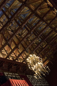 Stockholm City Hall Chambers Ceiling