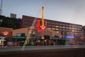 The Hard Rock at Station Square