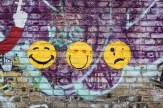Graffiti Inside Christiania
