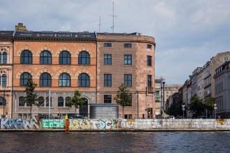 Graffiti in Copenhagen