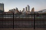 A view across the Monongahela River from Station Square. July 2015.