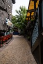 Tivoli Gardens Sidewalk
