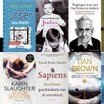 Bestverkochte boeken van 2017