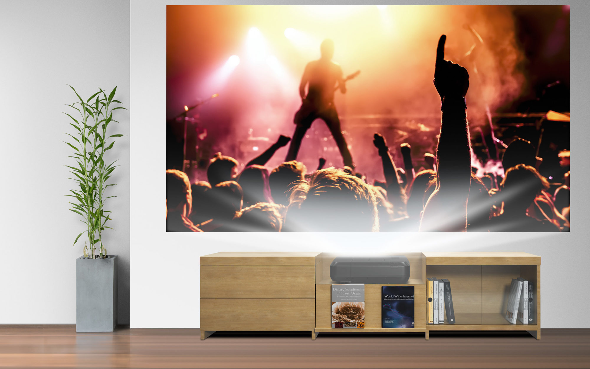 epson home cinema ls100 laser display reinvents the home high