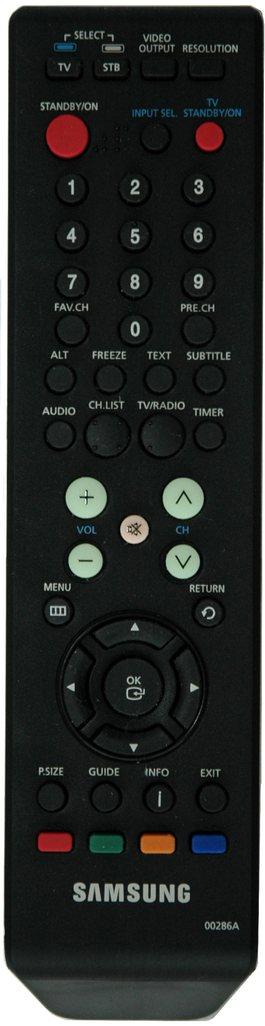 Samsung DCBH360R  Afstandsbediening