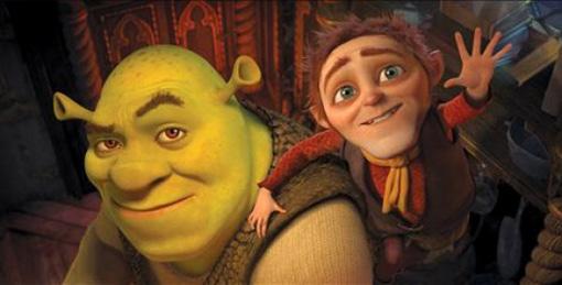 Shrek 4 Foto