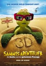 Filmplakat Sammys Abenteuer 3D