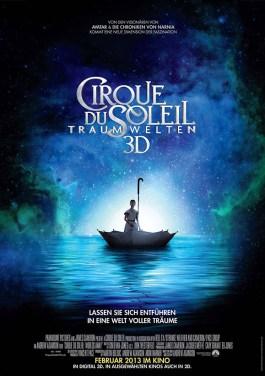 Cirque Du Soleil -Traumwelten 3D - Hauptplakat