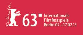 Logo 63. Berlinale